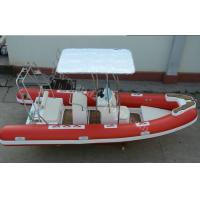 China 4-7 Meters Large Rigid Inflatable Boats wholesale