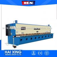 China Color Steel Sheet And Galvanized Steel Sheet Cutting Shear Machine on sale