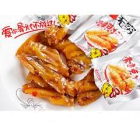China Best snack food spicy chicken wings wholesale