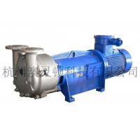 China 2BV series Water Ring Pumps and Compressors wholesale