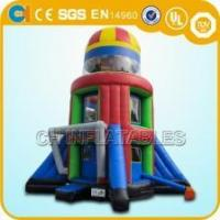 Inflatable Obstacle Course Game