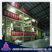 SS Pp Spunbond Nonwoven Fabric Machine