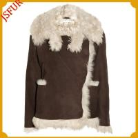 Buy cheap Fur jackets Double faced lamb fur jacket from wholesalers