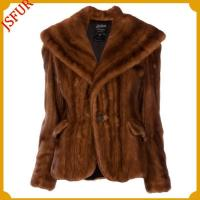 Buy cheap Fur jackets Sable fur jacket from wholesalers