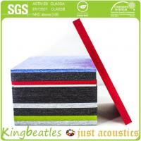 China Acoustic Material With Various Shapes And High Quality wholesale