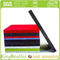 China High Quality Top Grade 18mm Acoustic Panel For Sound Absorption wholesale