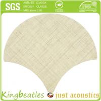 China Wood Wool Cement Acoustics Panel for Ceiling,studio Room,walls wholesale