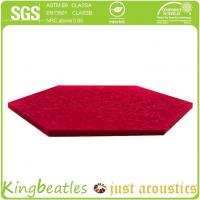 China Acoustic Polyester Panels for Ceiling and Wall Sound Absorbing and Noise Control wholesale