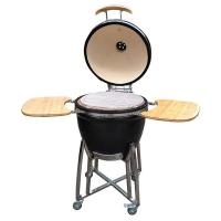 China Auplex Full Stainless Steel Outdoor Furniture Ceramic Oven Grill wholesale