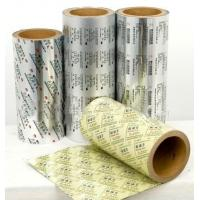China PTP Aluminum Foil for Pharmaceutical Packing wholesale