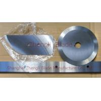 China die cutting machine with a blade,Cutting the plastic hacksaw bag circular shear blade, Emden wholesale