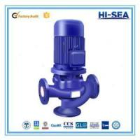 China QYW Air Operated Submersible Sewage Cutter Pump on sale
