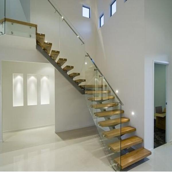 Prefabricated interior stairs wood bing images for Manufactured stairs