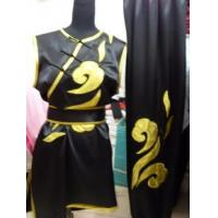 China Martial Arts Uniforms fine sleeveless kungfu clothing with cl 201271316456 wholesale