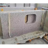 China Prefabricated Natural Stone Granite Countertop Kitchen Top on sale