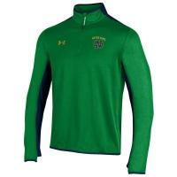 """China Under Armour Notre Dame Kelly """"Survival"""" 1/4 Zip Pullover wholesale"""