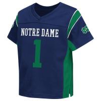 """China Notre Dame Toddler """"Hail Mary"""" Football Jersey wholesale"""