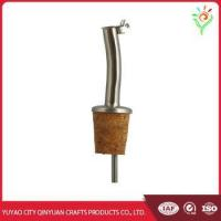 China Hot sale Cork Wine Stopper and Pourer wholesale