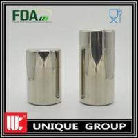 China 18/8 Coffee Stainless Steel Airtight Storage Container Cannister Jar wholesale
