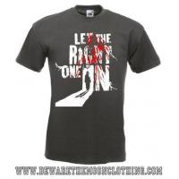 China Let The Right One In Vampire Horror Movie T Shirt / Hoodie wholesale