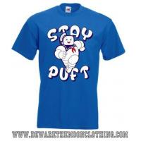 China Stay Puft Ghostbusters Retro Movie T Shirt / Hoodie on sale