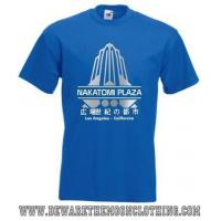 China Nakatomi Plaza Die Hard Movie T Shirt / Hoodie on sale