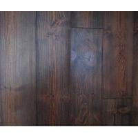 China Solid wood flooring Product Name:Pine relief on sale