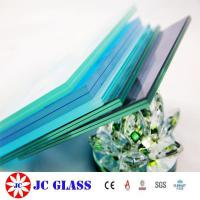 China Electric Melting Furnace 6.38 laminated glass price 6.38mm Laminated Glass For Building Curtain Wall wholesale