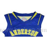 China Wholesale Polyester Basketball Sports Jersey Wear on sale