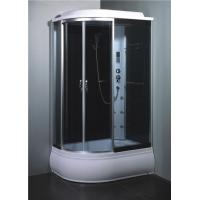 China Computer Controlled Sliding Complete Glass Steam Shower Cubicle for Sale wholesale