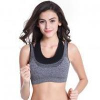 Buy cheap Hot Selling ! Multicolors ! Women Padded Top Athletic Vest Gym Fitness Sports Br #10520 from wholesalers