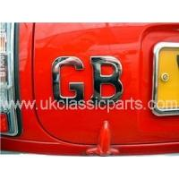 China Accessories Trim and Brightwork GB BADGE wholesale