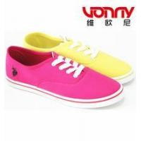 China Women Printed Shoes Casual/Shoes Leisure Shoes Canvas Shoes on sale