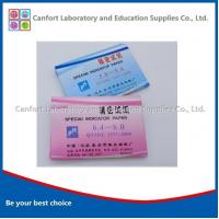 China Indicator Paper TP008-9Special indicator paper pH 8.2-10 on sale