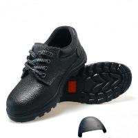 China Low Cut Buffalo Leather Safety Shoes wholesale