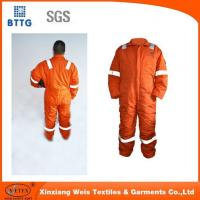 China FR Flame Resistant Insulated Coveralls wholesale