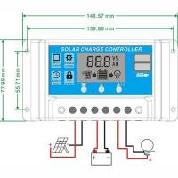 China SS-SERIES Solar Charge controller SS-LP_SERIES wholesale