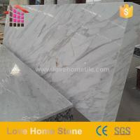 China Marble Volakas White Marble Countertop - Bathroom Marble Tile on sale
