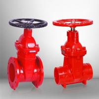 Buy cheap Fittings gate valve os&y ul/fm from wholesalers