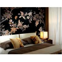 China Wallpaper Mosaic Glass Wall Tile Mural for Bedroom Design wholesale