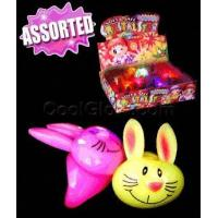 China LED Jelly Bunny Rabbit Rings - Assorted wholesale