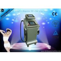 China Nd Yag Laser SHR Hair Removal Machine Painless For Wrinkle Removal wholesale