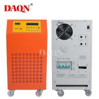 China Solar Hybrid Power Inverter With PWM Solar Controller wholesale