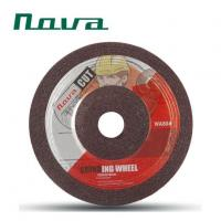 China Aluminium Oxide Grinding Wheel For Stainless Steel on sale