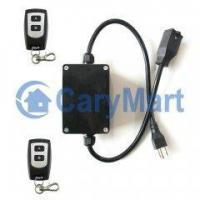China 50M Wireless Control Power Outlet With Remote AC220V 3500W American Standards Plug and Socket wholesale