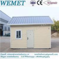 China Hot sale prebabricated house with pvc exterior wall cladding and insulation panel wholesale