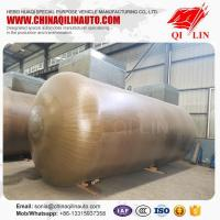China 30 cbm underground double-layer fuel tank for sale wholesale