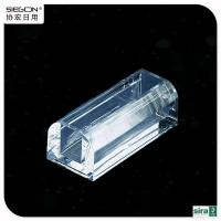 China Customized Transparent Business Card Box, Acrylic Business Card Holder on sale