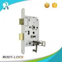 China 5300 Latest 55mm steel door center mortise cylinder lock wholesale