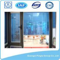 China Fixed Aluminium Window, Double Glass, Rolling Louver on sale